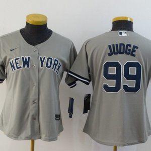 Women New York Yankees Aaron Judge Jersey